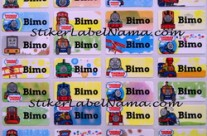 Jual Label Nama Thomas