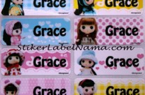 Label Nama Ddung Girl