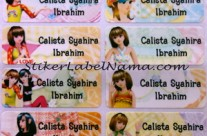 Label Nama Love n Berry