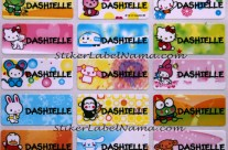 Label Nama Sanrio