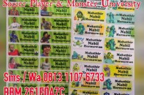 Jual Sticker Label Nama